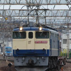 EF65(2088号機)~配8592レ