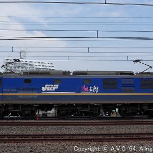 EF210(305号機)~単機を真横で