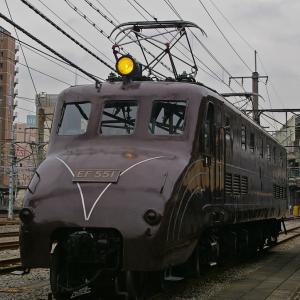 EF55(1号機)~高崎にいた頃