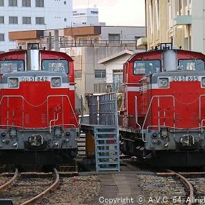 DD51(842・895号機)~御役御免!?
