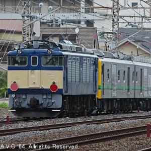 EF64(37号機)~クモヤE493系と廃回リハ!?