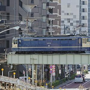 EF65(501号機)~最後の上京日!?
