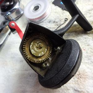 ABU505修理!