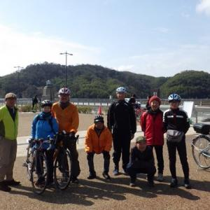 「東高野街道サイクリング」