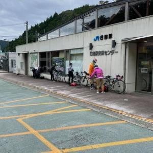 日吉ダム 周辺サイクリング