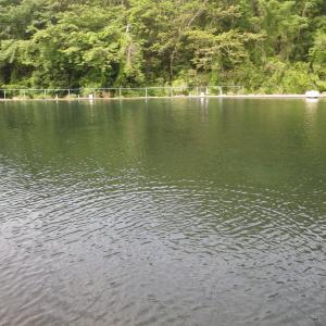 久しぶりの釣り