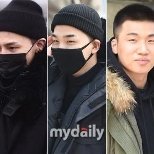 韓国 BIGBANGジヨン&テヤン&テソンもうすぐ除隊 (^^ゞ