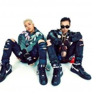 韓国 BIGBANGGD&SOLは… (*_*)
