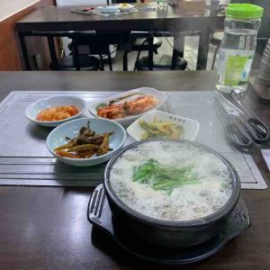韓国 ソウルに行って美味しい料理を~(2)(*^_^*)