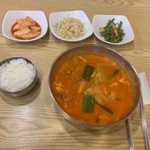 韓国 ソウルに行って美味しい料理を~(3)(*^_^*)