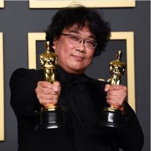 韓国 アカデミー賞映画「パラサイト」観てきましたぁ (^○^)