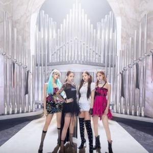 韓国 すごい! BLACKPINK&レディー・ガガコラボ曲 (*^_^*)
