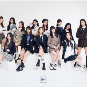 韓国 JYP「Nizi Project」に引き込まれる \(^o^)/