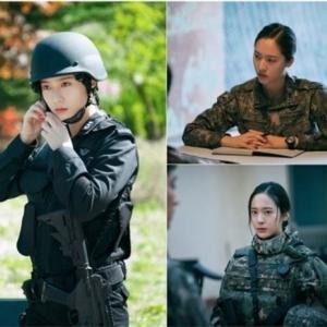 韓国 クリスタル新ドラマはミリタリースリラー (*^^)v