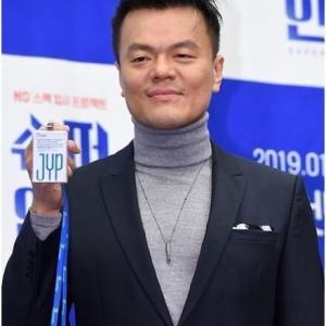 韓国 JYP今度は自分が~ ^^;