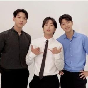韓国 CNBLUE除隊後の集大成~ (^○^)
