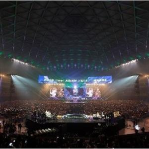 韓国 今年のMAMAはオンライン公演~で (*^_^*)