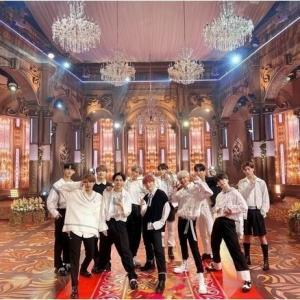韓国 FNS歌謡祭おなかいっぱい!JO1最高 (*^^)v