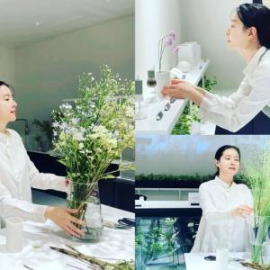韓国 美しい歳の重ねかた~イ・ヨンエ (*^_^*)