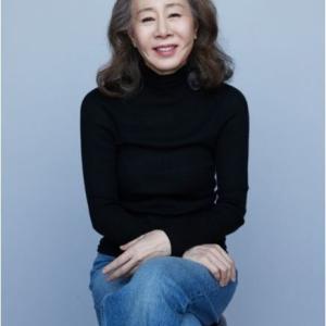 韓国 女優ユン・ヨジョン先生また名誉~ (^○^)