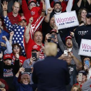 記事翻訳『トランプの政治集会に参加した私は、民主党が2020年の準備ができていないことを悟った』