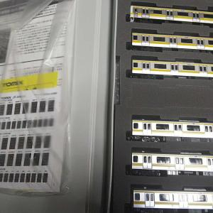 TOMIX 209系総武線・お召し機関車・115系(JR東海)
