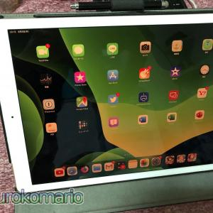 iPadの調子が悪いので原因を探ってみた