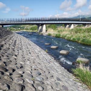 2020渓流ルアー釣り 3回目釣行 笛吹川