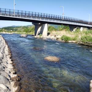 2020渓流ルアー釣り 5回目釣行 笛吹川