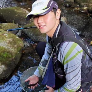2021渓流 36回目釣行 琴川