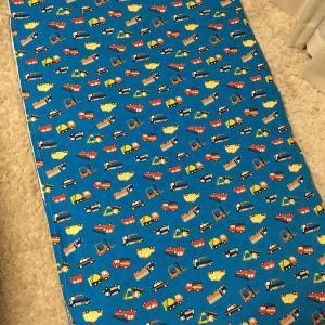 【簡単手作り】お昼寝布団カバーの作り方*子どもの保育園の準備に!