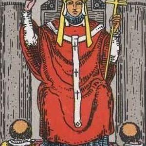 THE HIEROPHANT法王〜正位置で出た場合の解釈【恋愛・子育て・仕事】 タロットカードの意味