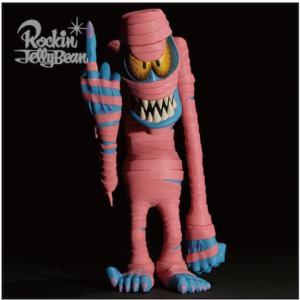 Rockin'Jelly Bean氏デザインのモンスターご予約開始のお知らせ