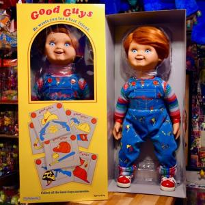 CHILD'S PLAY 2 GOOD GUYS DOLL 等身大!!!