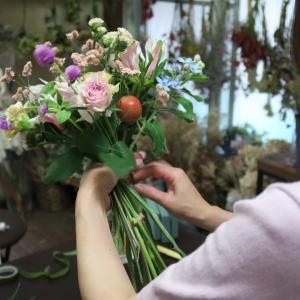 お花の教室を開くのが夢 素敵!