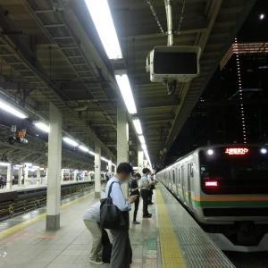 H30.07休日おでかけパス_07─JR東京駅~JR熊谷駅(最終回)