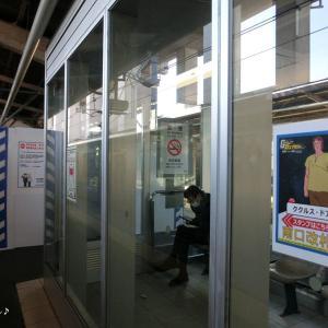 R2.01機動戦士ガンダムスタンプラリー_02─JR東十条駅にて。