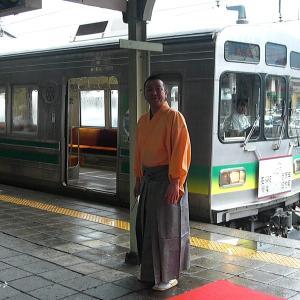長瀞駅開業100周年記念トレイン・後編。