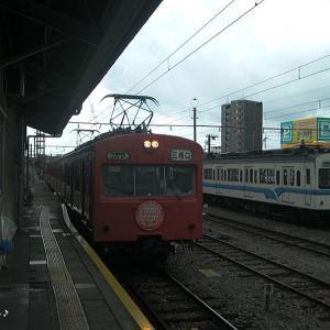 長瀞駅開業100周年記念トレイン・前編。