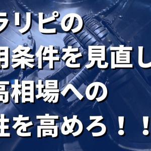 トラリピの運用条件を見直し!円高相場への耐性を高めろ!!