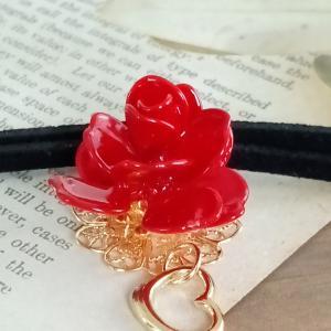 情熱の赤いバラ!