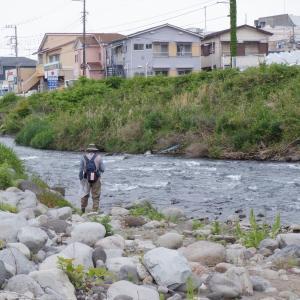 今日は釣り人少ないが、絶好のコンディション…!!