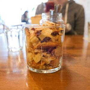 【cafe LIGHT KICK/青森県青森市】トライフル仕立ての甘い誘惑が止まらない