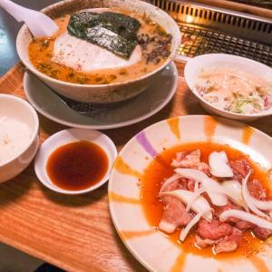 【赤い唐辛子/青森県青森市】焼肉交差点で、焼き&ラーするならここ一択!