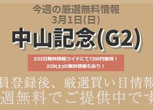【分析】阪急杯 傾向データ分析&好走血統馬紹介!<2020>