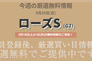 【回顧】京成杯オータムハンデ ~勝った時は誰だって嬉しくインタビューに応える~<2020>