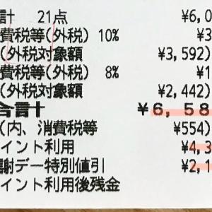10月ウエルシアデーとピザ200円( *´艸`)