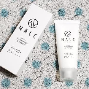 NALC (ナルク) 日焼け止めジェルは海でも焼かない日焼け止めジェルだぞ★