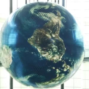 東京 ~夏の家族旅行3日目【日本科学未来館 他】~ 2泊3日(2019年8月)