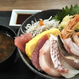 長久手_牧原鮮魚店(イオン長久手店) #海鮮丼(2019年10月の日曜日)